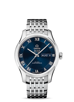 Picture of De Ville Hour Vision Omega Co-Axial Master Chronometer Annual Calendar 41 mm