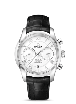 Picture of De Ville Omega Co-Axial Chronograph 42 mm